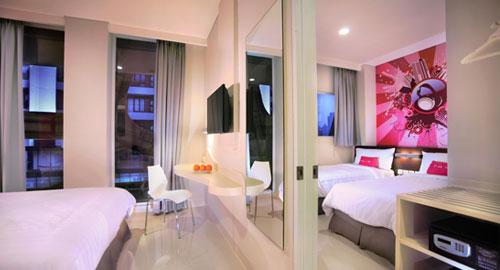 Connecting Rooms Davanzati Hotel: Favehotel Gatot Subroto Jakarta