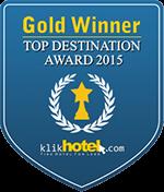 Klikhotel.com award 2015